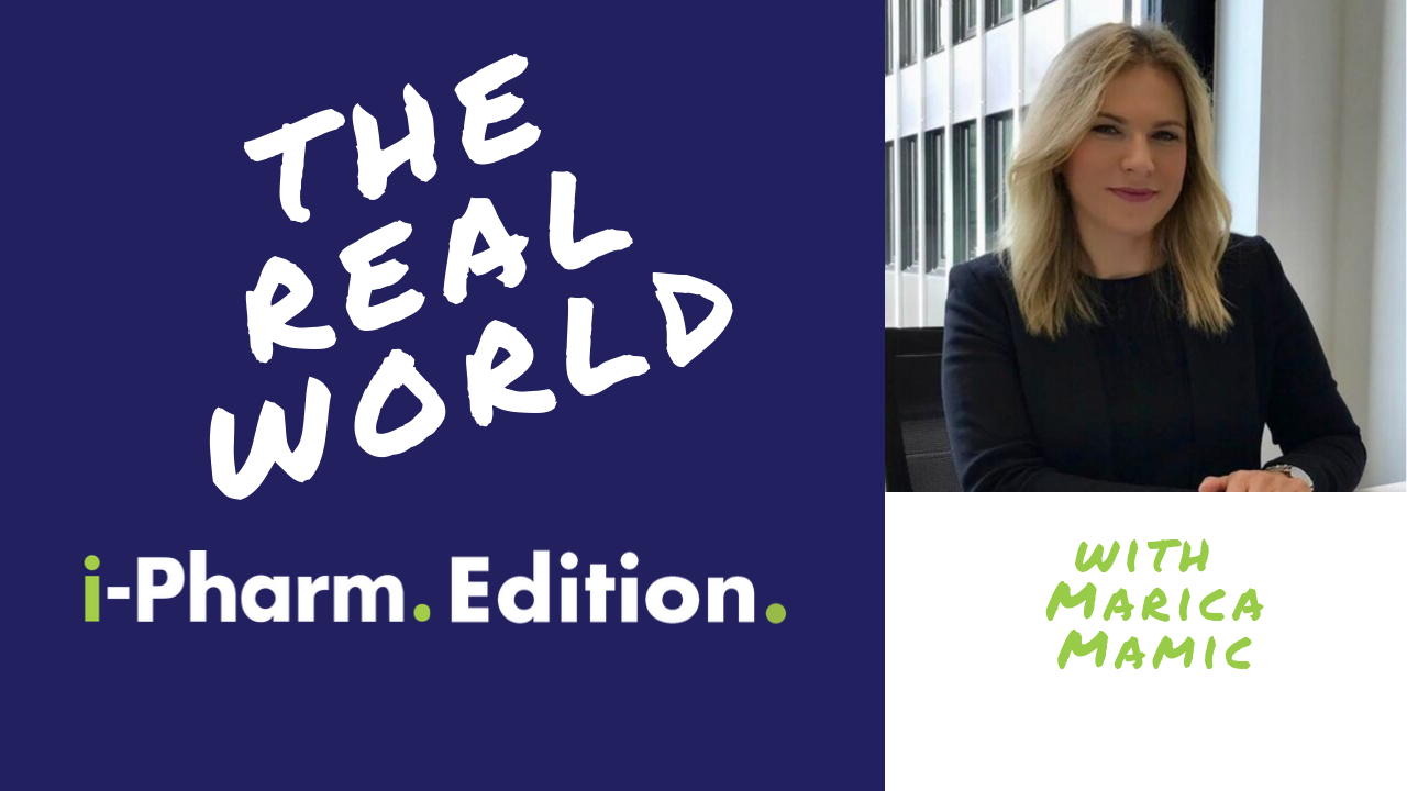 Real World: i-Pharm Edition - With Marica Mamic